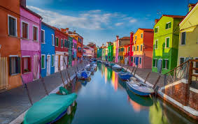 венеция бурано